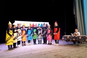 Območno srečanje gledaliških skupin