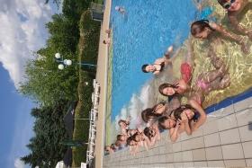 Plavalna šola v naravi za 3. razrede