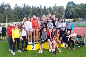Atletika - področno ekipno tekmovanje
