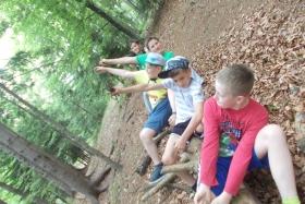 Šola v naravi - 4. r