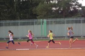 Atletika občinsko - ekipno