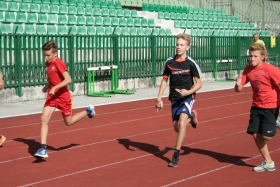 ŠD - Atletika