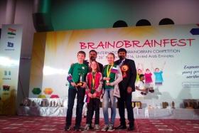 Mednarodno Brainobrain tekmovanje v abakusu, Dubaj
