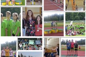 Najboljše šolsko športno društvo v letu 2018