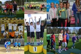 Najboljše šolsko športno društvo v letu 2015